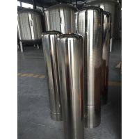 低价供应 1054型不锈钢过滤桶带润新过滤阀 别墅中央净水器