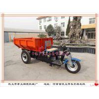 锦旺牌180型矿山电动自卸车配置优良可以适应矿山环境