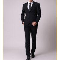 【包邮】南宁莱登正装商务修身免烫G-2版型品牌韩版男士职业正装