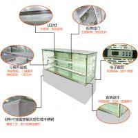直销安德利B3直角蛋糕柜 日式蛋糕柜 厂家直销 质量保证