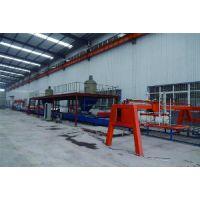 大型建材生产加工机械-防火门芯板生产设备