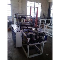江阴市隆升橡塑机械专业生产塑料连卷垃圾袋制袋机.