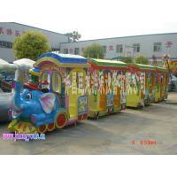 豪华火车儿童乐园游乐设施生产厂商许昌巨龙游乐