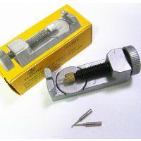 金属表带拆带器 2068银色调表器 钟表维修工具