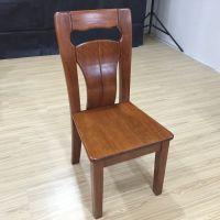 美希恩实木餐椅现代简约餐厅家具靠背椅餐桌椅组合809