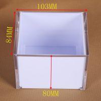 SH-6521 手表包装盒 手表展示盒 压克力手表盒 加厚抽屉式