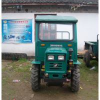 四驱拖拉机 液压助力方向盘 拖拉机液压自卸 真空刹 四轮农用车