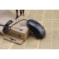 长期供应 惠普HP鼠标FM100 有线鼠标USB有线电脑笔记本鼠标