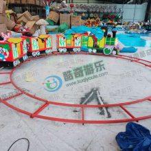 爆款托马斯动物造型小火车 拆卸方便电动玩具