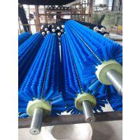 加工定制机械毛刷辊,水果刷辊,玻璃清洗机毛刷辊,剑麻砂光辊