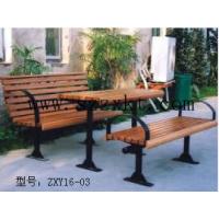木休闲椅图片大全 振兴景观图片 专注木休闲椅生产-环保木椅