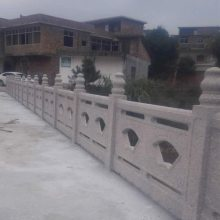 四川德阳驰升仿石栏杆 什邡铸造石护栏 广汉水泥栏杆