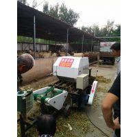 高品质青贮打捆机,包膜机质优价廉,欢迎订购--宁津海瑞机械