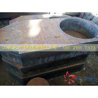 上海Q345D钢板按图切割下料价格