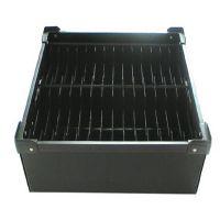 PP周转箱 中空板组装加工 车间周转物流器具