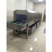 周转箱清洗机厂家,上海传进供应5500系列周转箱清洗机