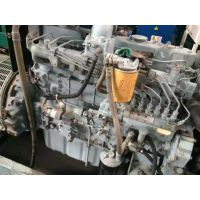 广西二手柴油发电机S6K三菱进口发电机