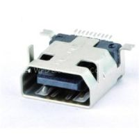 Mini USB 10Pin AB Type Philips (P/N:USB-3177T-1001)