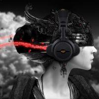 Somic/硕美科 E95版 震动电脑耳机 头戴式 专业游戏语音耳麦