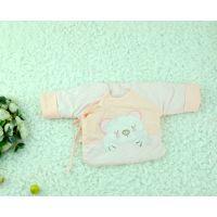 厂家直供 婴幼儿服装批发 丹瑞 小熊和尚服纯棉保暖 婴幼儿