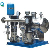 绿化灌溉与生活用水共用加压设备