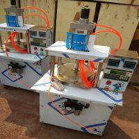 多功能数控烙饼机 气动液压烙馍机 万全制造 鸡肉卷饼机 食品机械 葱花饼