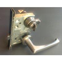 供应美和MIWA不锈钢防火执手门锁U9LA50-1