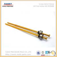 供应DANNY品牌精密镀钛镶件 SKH51镶针 芯杆加工