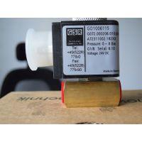 德国GSR电磁阀AU700004 E24070404T272TH