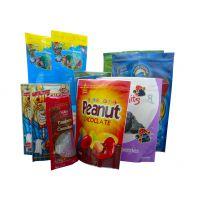 青岛彩印塑料袋加工厂 宠物食品包装袋价格