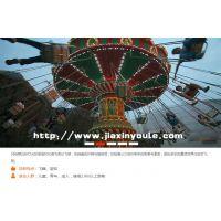 嘉信游乐设备游乐园大型游艺机空中飞椅