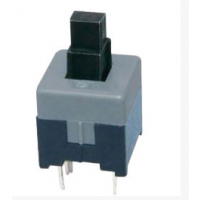8.5X8.5按键自锁开关/手电筒按钮开关/小家电开关按键帽5000次寿命