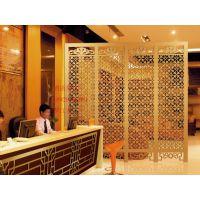 酒店装饰屏风用铝花切割加工、铁花切割加工、铜花切割加工