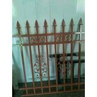 河北围墙护栏价格 热镀锌围栏 金属围墙护栏