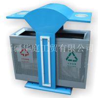 新疆垃圾桶/新疆户外环保垃圾桶直销供应/果皮箱备货充足