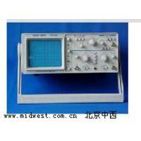 中西ZXJ供超低频双踪示波器 型号:TZ12-TD-4652库号:M201226