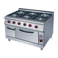 燃气煲仔炉连焗炉 豪华组合炉 餐饮连锁店设备 厨房工程