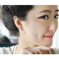 2014新品时尚多颗珍珠耳钉来自星星的你同款耳环女秀气精致耳
