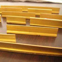 浙江商务楼金属装饰拉丝铜线条|铜装饰条|销量|厂家批发定制
