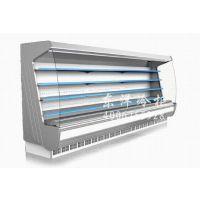 新型立式风幕柜,水果蔬菜保鲜柜,超市水果保鲜柜,立式风幕柜