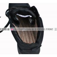 05黑色高帮解放鞋俄罗斯棉鞋秋冬作训鞋工作鞋保暖球鞋