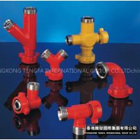 4-1-7 Integral Fittings  High Pressure Fluid Control Products  Petroleum Equipment