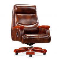 办公家具,西安大班椅,西安老板椅,雅凡家具牛皮办公椅