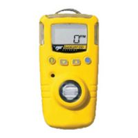 便携式GAXT-X氧气检测仪,氧气浓度报警仪
