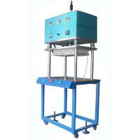 亿信1600A 四柱精密无纺布热压LOGO 高频热合机家纺日化玩具热压机