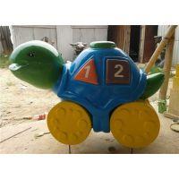 供应玻璃钢动物数字乌龟雕塑 名图玻璃钢雕塑厂 广东动物数字乌龟雕塑