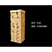 四川砂岩罗马欧式雕塑柱基座底座砂岩柱子圆雕砂岩园林景观