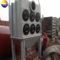 午阳环保石料厂沙尘净化装置-滤筒除尘器