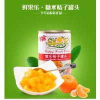 节节高糖水桔子罐头批发 石门柑橘特产 厂家直销 255g*12/箱