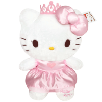 长亿hello kitty毛绒玩具公主kitty猫公仔凯蒂猫儿童女生生日礼物